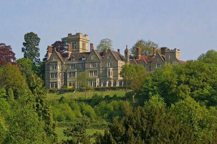 Nutfield Priory Hotel and Spa, wedding venue in Surrey UK