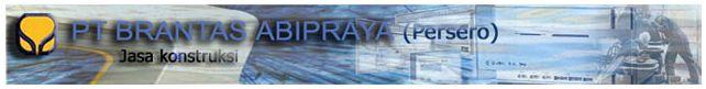 Lowongan STAF LEGAL PT Brantas Abipraya – PT Brantas Abipraya (Persero) merupakan perusahaan kontraktor BUMN yang sedang berkembang pesat, dengan core business proyek-proyek bidang ke-airan (Bendungan, Dam, Jaringan Irigasi, dll). Saat ini perusahaan sudah berekspansi menangani proyek-proyek diluar ke-airan, yaitu Jalan, Jembatan, Gedung, Darmaga, Bandara, Reklamasi dan lainnya. Wilayah kerja PT. Brantas Abipraya (Persero) tersebar ...