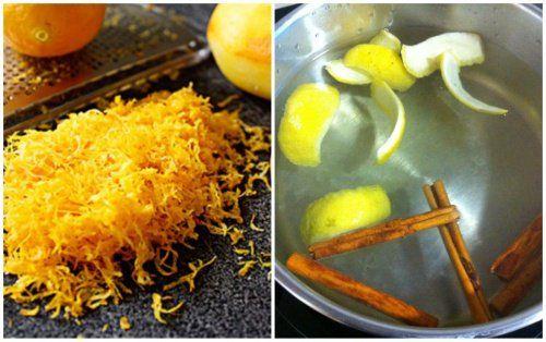3 Remèdes étonnants avec le zeste de citron   La beauté naturelle