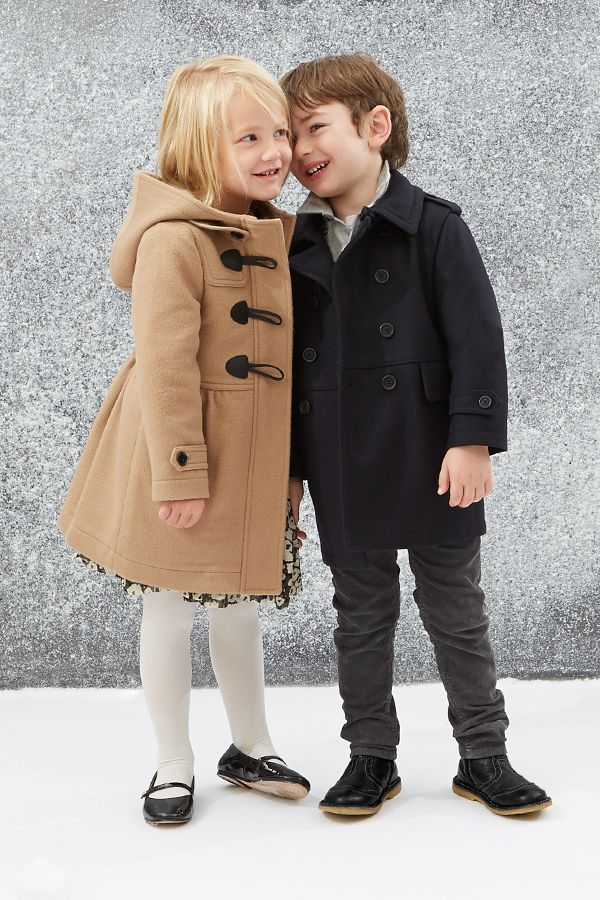 Staples for the everyday and every special occasion, Burberry has your kids covered.
