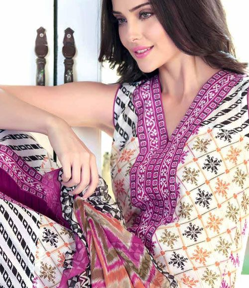 Gul Ahmed Chiffon Collection Vol-1 C-279