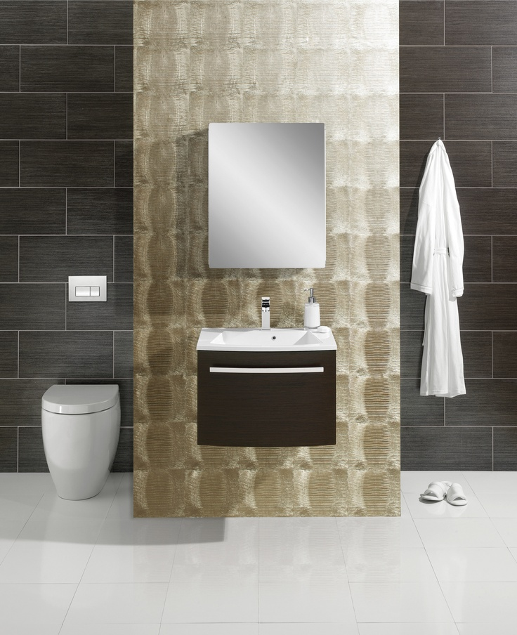 Stream Bathroom Unit and Basin from Crosswater