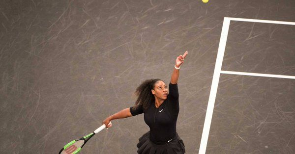 """Via A.Ashley Cooper: The GOAT of Tennis! #Respect  ...  Serena is back. Serena Williams made her return """"official"""" on a Wednesday Instagram post where she announced, """"I will start playing tennis again prof...  theundefeated.com"""