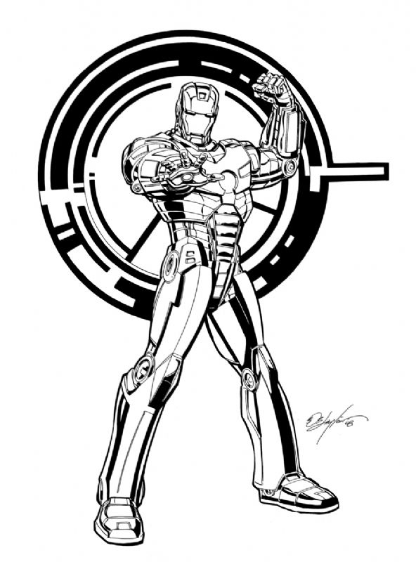 pin by spetri marvel comics on lineart  ironman