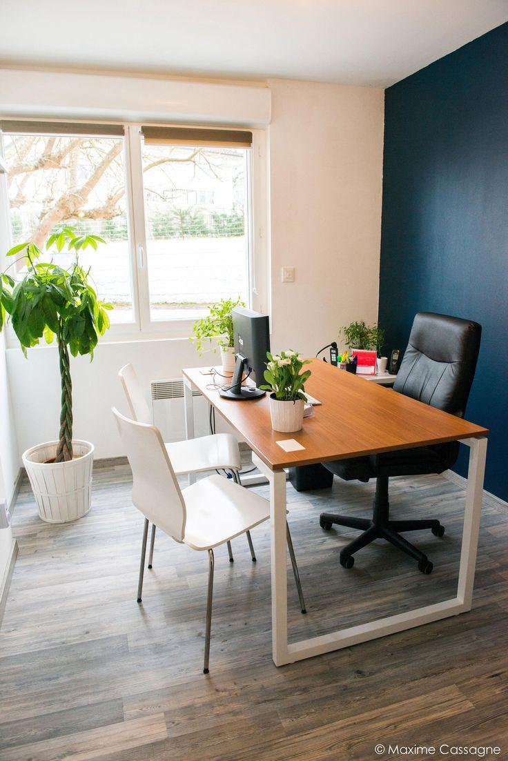 Idées de déco pour votre bureau #deco #bureau #bureaux_marseille