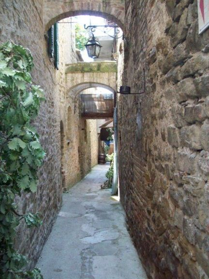 Back to the Middle Ages in Bevagna, Italy