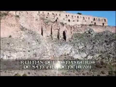 Visita a las ruinas del Monasterio de San Prudencio 2018