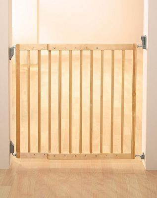 Best 25 Wooden Baby Gates Ideas On Pinterest