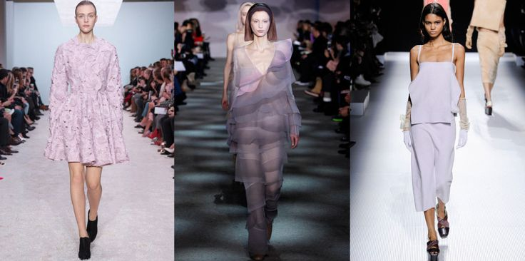 The Colors of FW14 – 10 Ways to Kick Out Black, Grey and Beige #lavender #thedailydagny