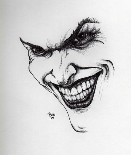 38 Ideas Drawing Pencil Joker Deviantart Drawing D R A W