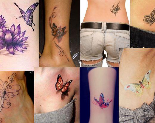 Small Tattoos 2016