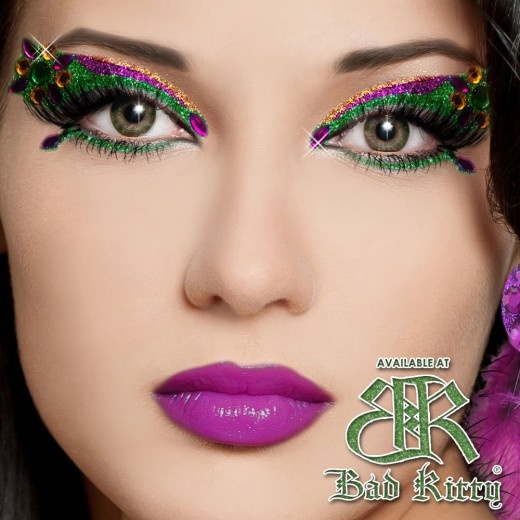 59 Best Images About Xotic Eyes!! On Pinterest | Professional Makeup Costume Accessories And ...