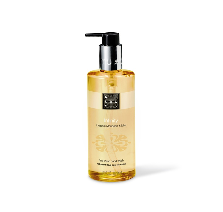 Infinity Hand Wash Liquid handwash - Mandarin, Heavenly when you combine with the handlotion .....