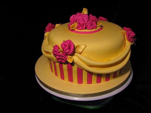 Very wonderful cake design