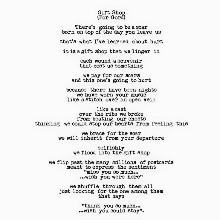 Lyric bones lyrics : 10 best Hip lyrics images on Pinterest   Tragically hip lyrics ...