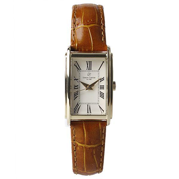 サイモンカーター SIMON CARTER 腕時計 レディース SC-013-CRY