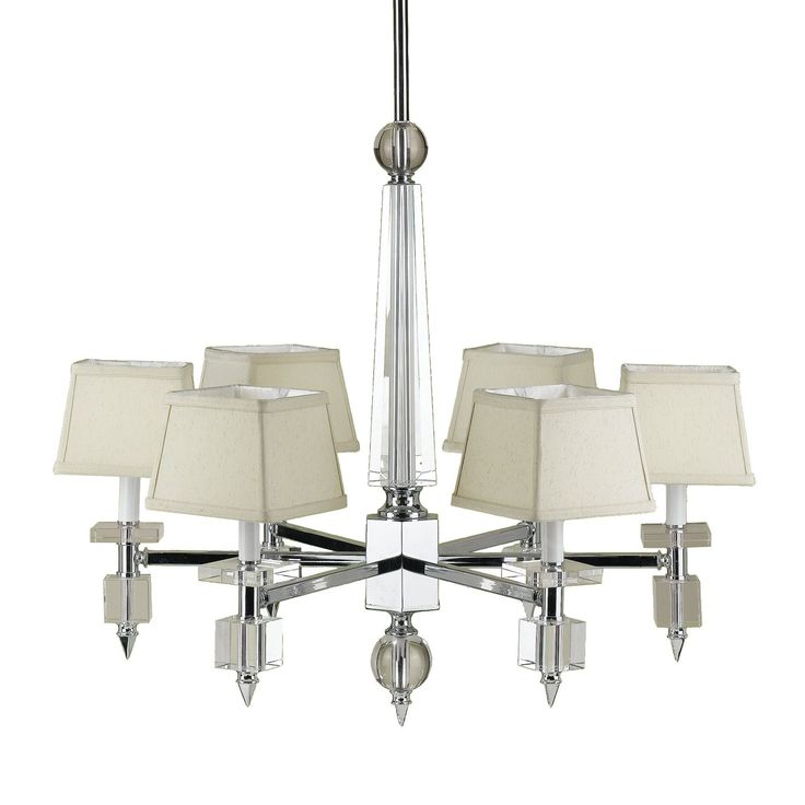 Candace Olson Chandelier, big version of the one that was in our old master bedroom