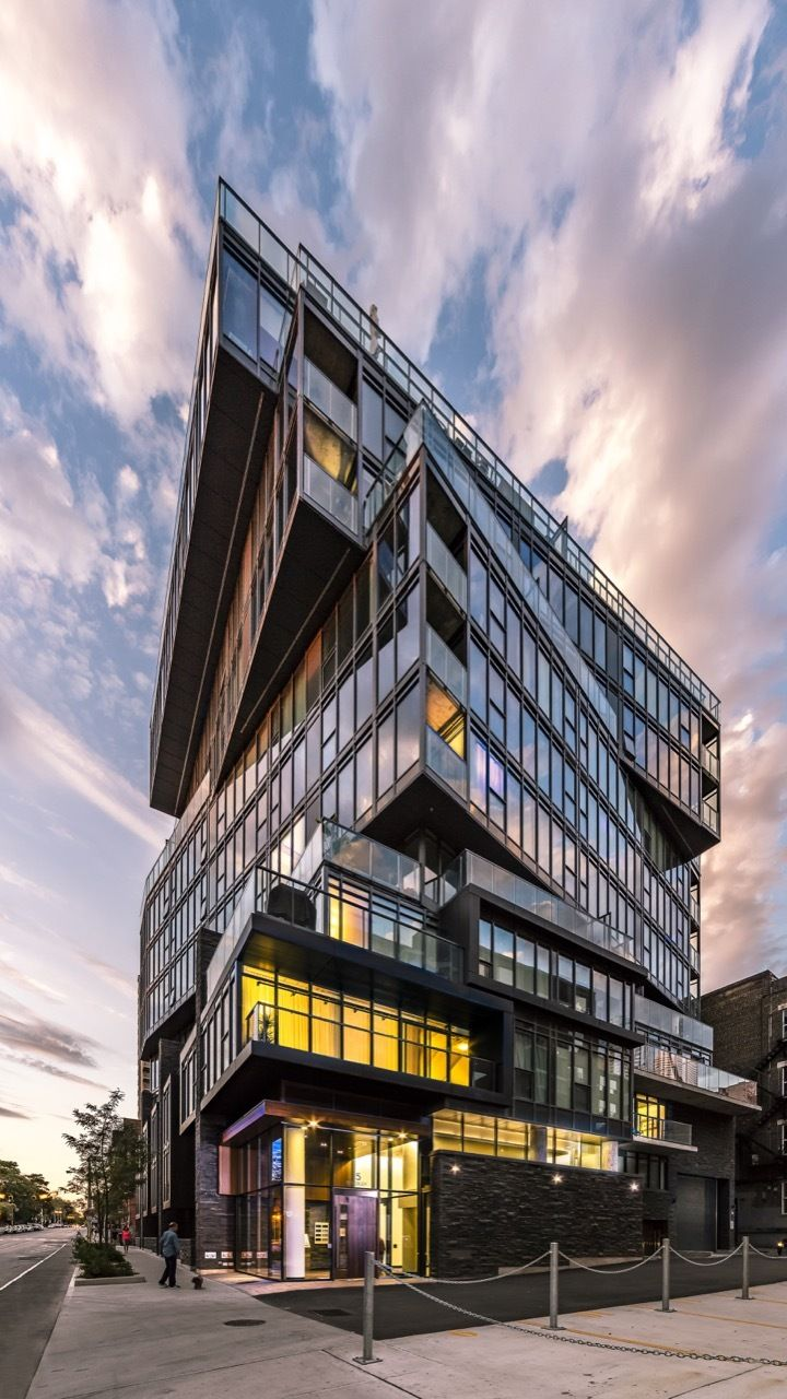 12 Degrees by CORE Architects / Toronto, ON, Canada