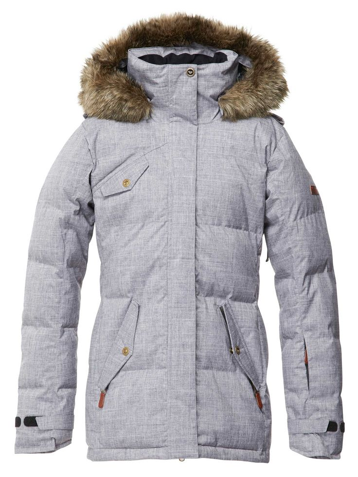 Roxy women's quinn down jacket