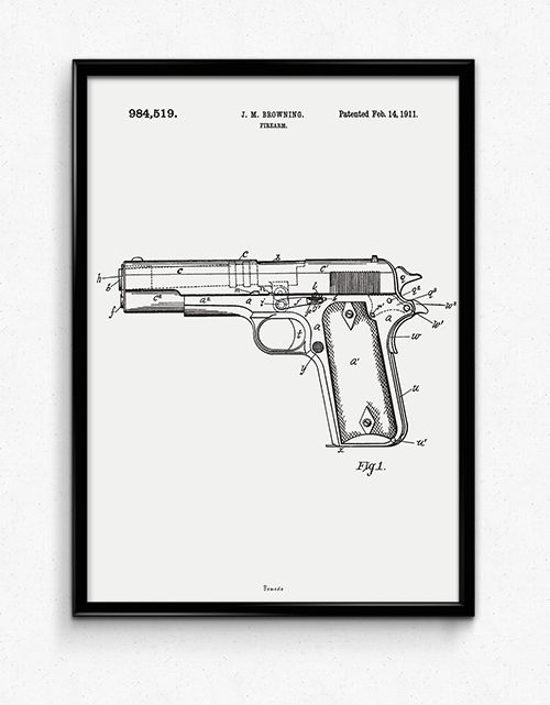 Gun - Available at www.bomedo.com