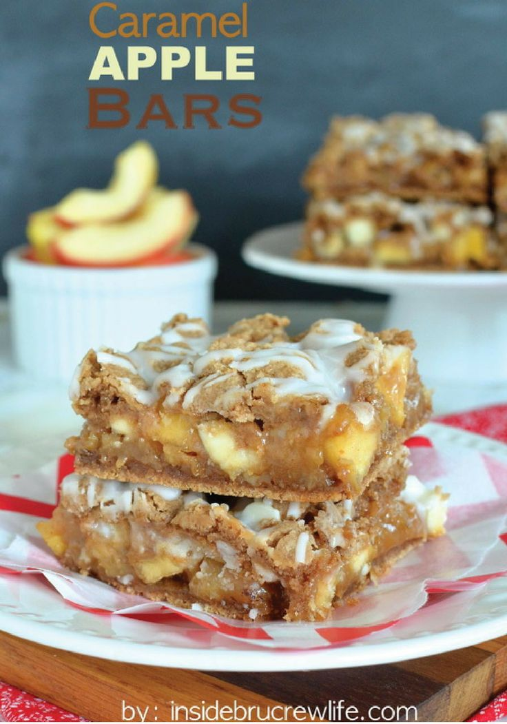 17 Best images about bar cookie recipe on Pinterest ...