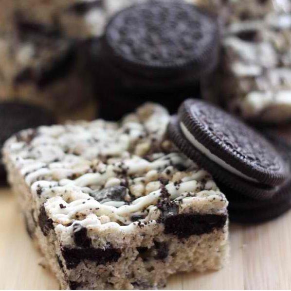 Oreo cookies and cream brownies | Food&Drinks | Pinterest