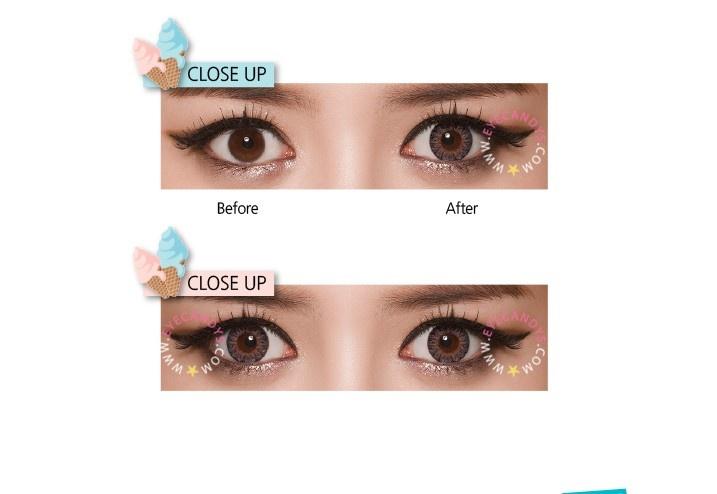 GEO EyesCream Rayray Gray - EyeCandy'sShop now ~ www.eyecandys.com Authentic Korean circle lenses, circle lens, colored contacts, color contact lens, big eyes, cosmetic contact lenses, korean makeup, ulzzang, gyaru, coloured contacts, colour contacts, colour lens.