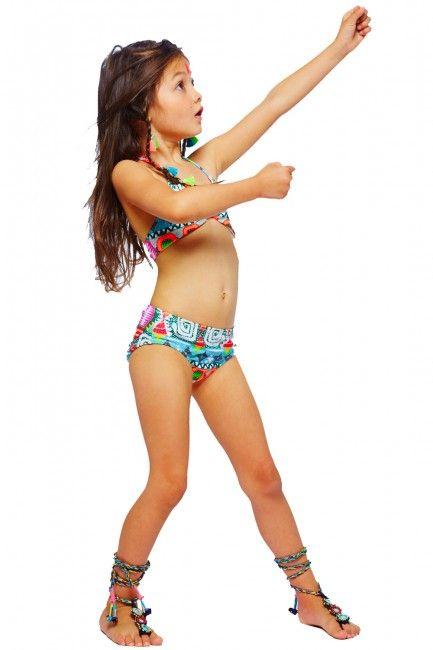 Kids Halter Bikini Indie S Style Pinterest