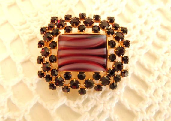 Vintage Brooch Vintage Jewelry Jewellery Collectibles