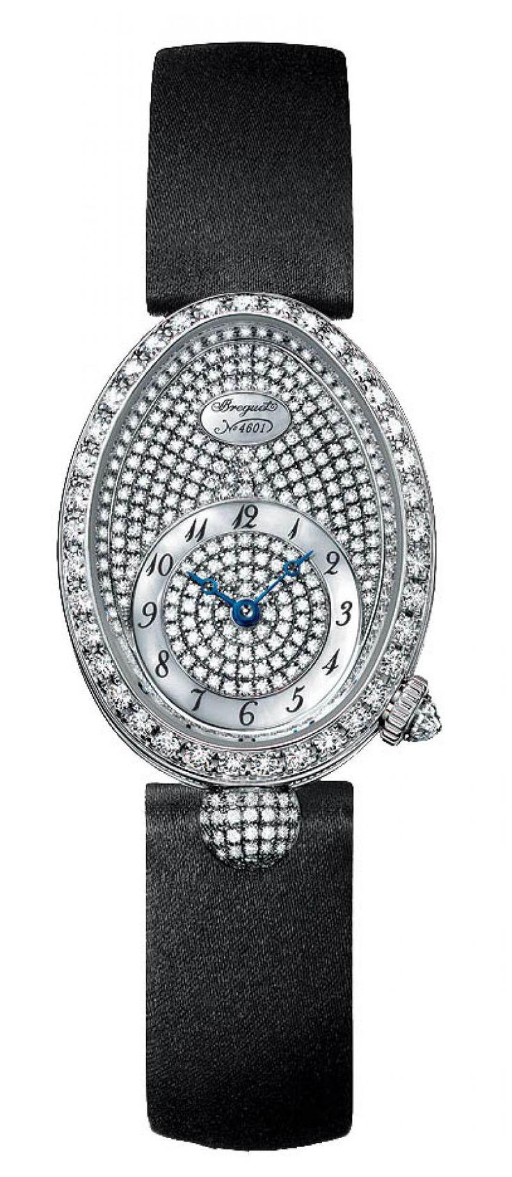 Breguet 8928BB/8D/844 DD0D Reine De Naples Automatic Mini. #Breguet - белые - швейцарские женские наручные часы