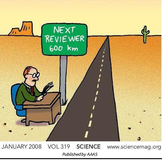 ¿Se puede cambiar el sistema actual de revisión de artículos científicos? / @ScientiaJMLN | #readytoresearch #reference #sciencecommunication