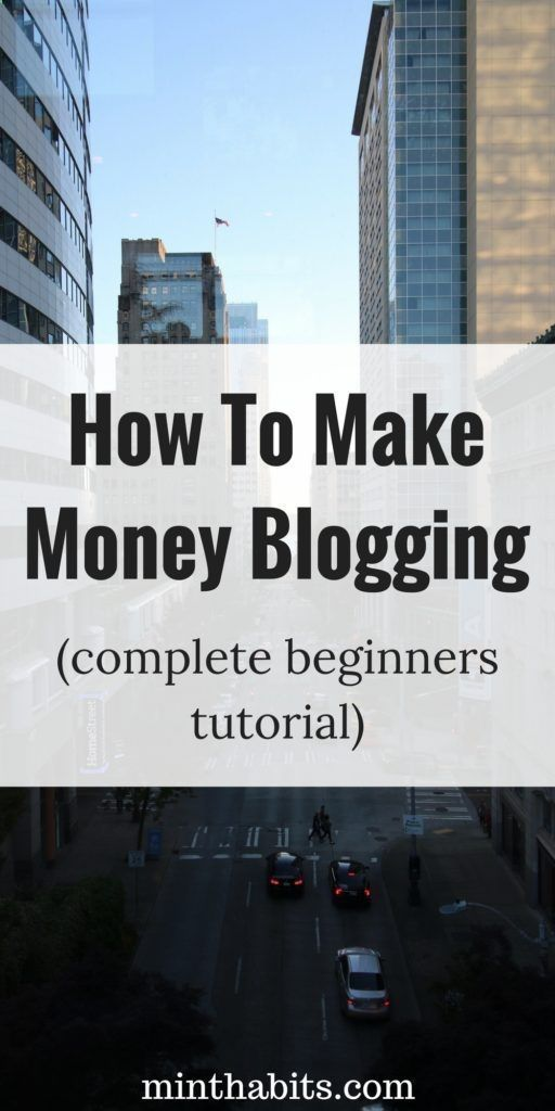 Earn Money From Home A complete guide on how to make money blogging for beginners. I talk about how blogs make money and how to make money with your blog effectively. Click here to learn how. You may have signed up to take paid surveys in the past and didn't make any money because you didn't know the correct way to get started!