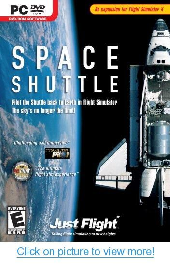 Space Shuttle Expansion for Flight Simulator X - PC #Space #Shuttle #Expansion #Flight #Simulator #X #PC
