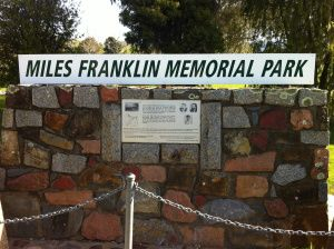 Talbingo in the Snowy Mountains ~ Birth place of the famous Australian author Miles Franklin.