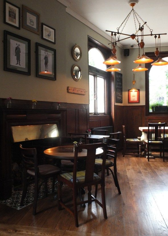 Beautiful Victorian Pub Lighting Eclectic Interior London Marquess Tavern