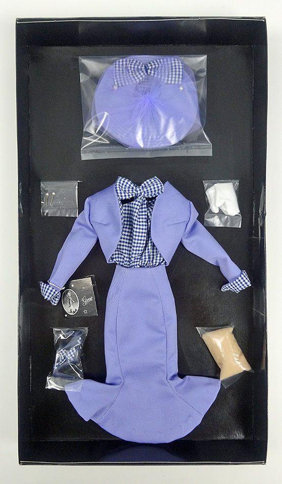 """GENE PROMENADE OUTFIT ~ MENU FOR ROMANCE CD ~ Madra Violet Jordan 16"""" Doll NRFB #AshtonDrake #ClothingAccessories"""