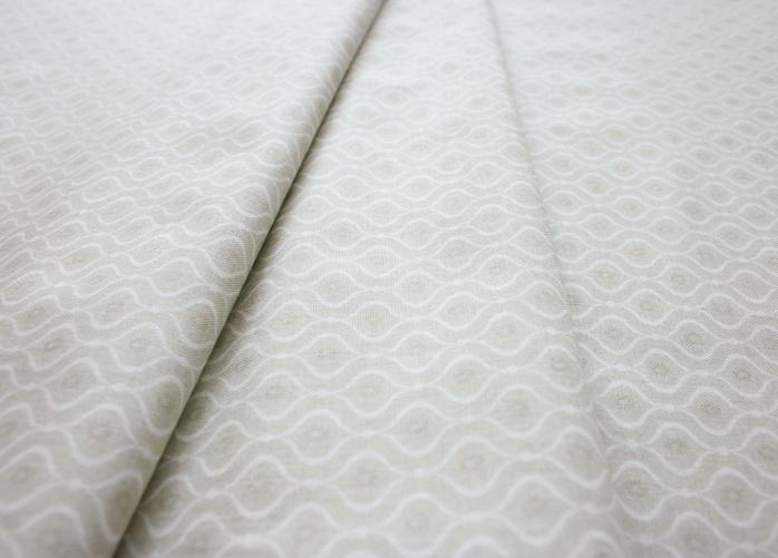 Anthology Fabrics Lullaby Baby PR548 geo gray