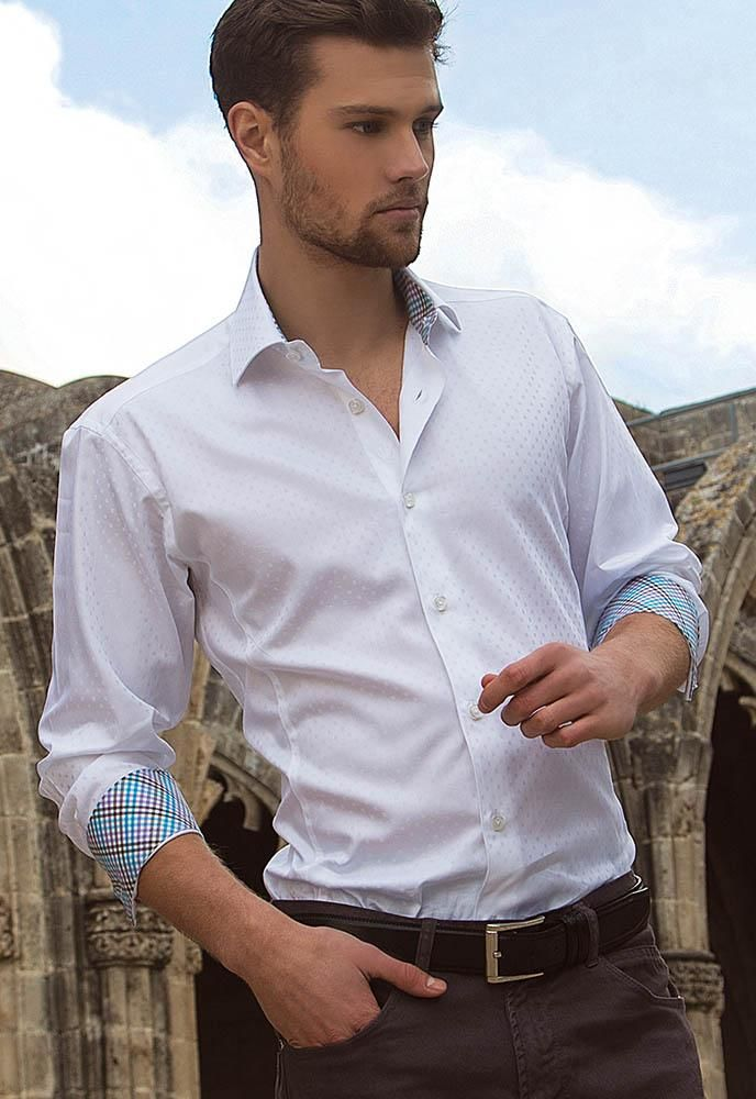 It's here! The Bertigo Spring/Summer 2014 Collection at www.FashionMenswear.com and www.GiovanniMarquez.com #menshirts #bertigoshirts #menswear #mensfashion #mensclothing #ootd #ss14