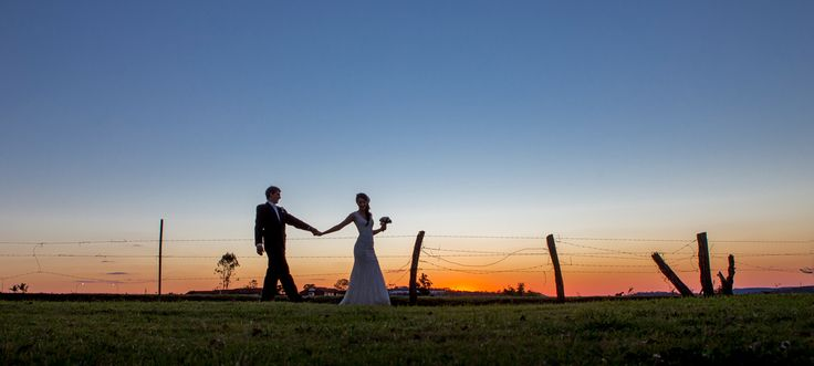 Sunset Bride & Groom - Salt Studios| Toowoomba Wedding and Commercial Photography