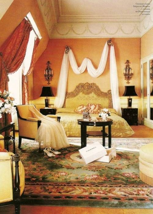 Bed That Was In Coco Chanel S Room In Ritz
