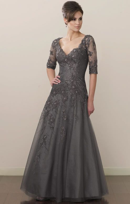 Beautiful style---very feminine