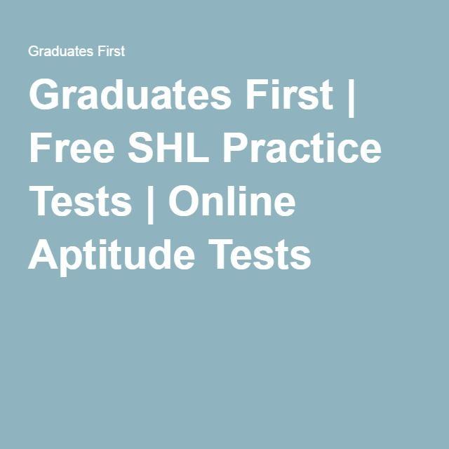 Best 25 free aptitude test ideas on pinterest career aptitude graduates first free shl practice tests online aptitude tests fandeluxe Choice Image