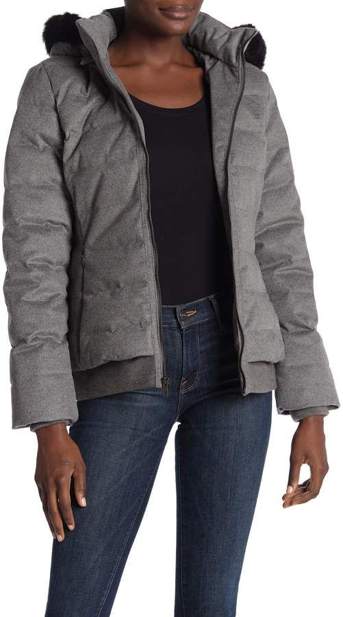 Ugg Talia Genuine Shearling Trim Down Jacket Sponsored Sponsored Genuine Talia Ugg Jackets Down Jacket Shearling