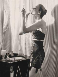 Frances Pellegrini Lipstick reflection