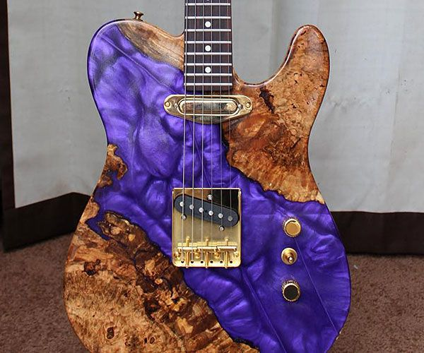 Price 1600 Buymoon Guitars Makes Custom Electric Guitars Based