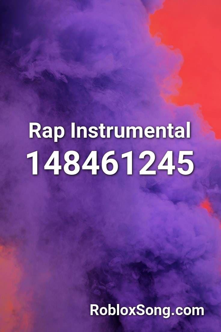 Rap Instrumental Roblox Id Roblox Music Codes In 2020 Roblox