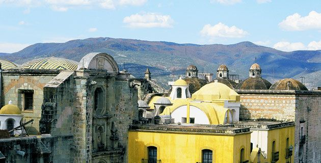 10 ciudades patrimonio para recorrer a pie: Oaxaca | México Desconocido: Ciudades Patrimonio, Ciudad Oaxaca, At, 10 Ciudades, City