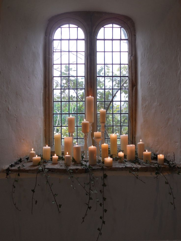 Wedding Decorations For Church Windows Image Collections