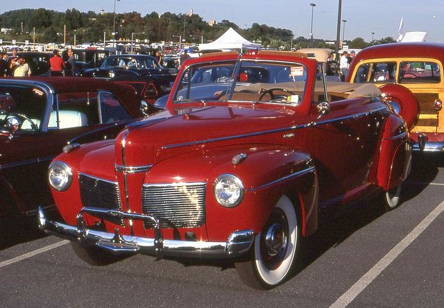 1941 Mercury Convertible Maintenance/restoration of old/vintage vehicles: the material for new cogs/casters/gears/pads could be cast polyamide which I (Cast polyamide) can produce. My contact: tatjana.alic@windowslive.com