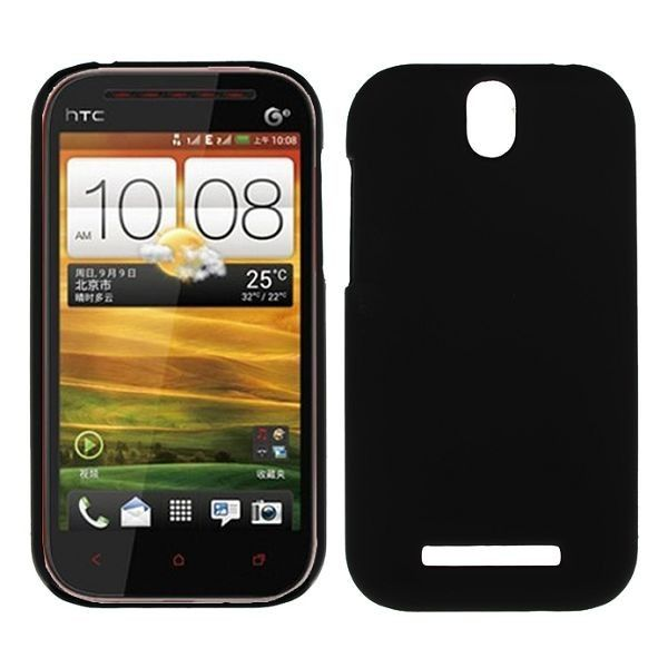 Hard Shell (Sort) HTC One ST Deksel